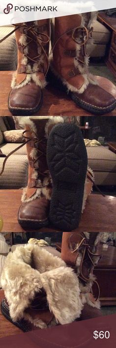 Women's Boots by Cabelas NEW Brand New never worn Cabelas women hiking/winter boots Cabelas Shoes Winter & Rain Boots