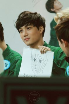 Kai I remember you sweetly, I liked you so much. I was just too shy to say it. Forgive me. D:)
