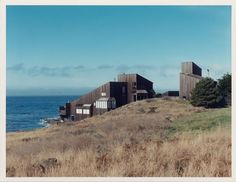 jose jové: Sea Ranch, Charles Moore, 1963-65.