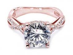7 Stunning Rose Gold Engagement Rings...
