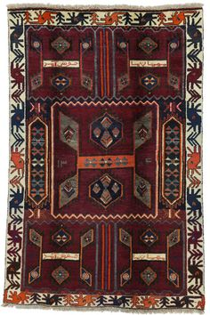 Lori Persian Carpet 248x141