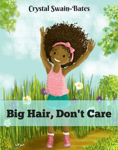 7 Natural Hair Books for Black Girls