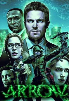 TVShow Time - Arrow S04E14 - Code of Silence