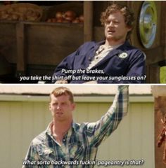 Letterkenny Best Sayings Letterkenny Quotes, Best Quotes, Movies Showing, Movies And Tv Shows, Letterkenny Problems, Favorite Tv Shows, Favorite Quotes, Just For Laughs, The Funny