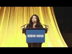"""2015 Robin Hood Hero: Jessie Garcia & Coalition for the Homeless - YouTube    It is so easy for us to get wrapped up in the """"stresses"""" of our own lives that we overlook the fact that there are so many other out there who are less fortunate - and yet still manage to remain positive, to describe how lucky they are, how blessed they are.  And they are - we all are.  And we must remember that, that our circumstances do not define us, that our challenges are only temporary, and that they only…"""