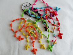 Pulseiras Decenarios (Crochet) | Maparim