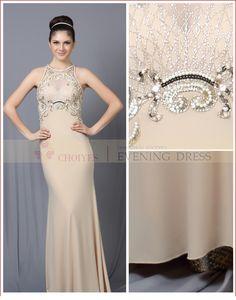 Chaozhou choiyes evening dress