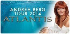 Andrea Berg - Atlantis tour 2014 @ GIGANTIUM  | Aalborg Øst | Nordjylland | Danmark