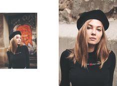 www.kaotikobcn.com Made in Barcelona #kaotikobcn #clothing #boy #girl #lookbook #black #blonde