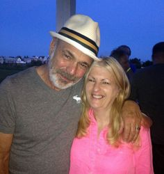 Me and my dear friend, founding member and original drummer of the band Chicago, Danny Seraphine in Marshfield, Mass, July 2013 My Dear Friend, Special People, Panama Hat, Thats Not My, Bands, Chicago, Positivity, My Favorite Things, The Originals