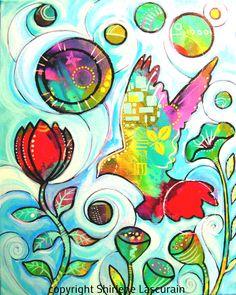 artist Shirlene Lascurain