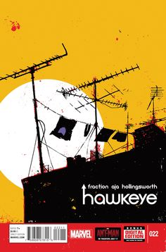 Preview: Hawkeye #22,   Hawkeye #22 Story: Matt Fraction Art: David Aja Cover: David Aja Publisher: Marvel Publication Date: July 15th, 2015 Price: $3.99   ...,  #All-Comic #All-ComicPreviews #Comics #DavidAja #hawkeye #Marvel #MattFraction #Previews