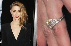 19 Stunning Celebrity Engagement Rings - Cosmopolitan.com