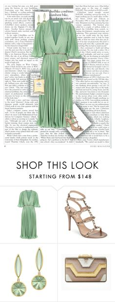 """""""Outfit For Event ! #7"""" by andriana-aaa ❤ liked on Polyvore featuring Halston Heritage, Valentino, BCBGMAXAZRIA and Chanel"""