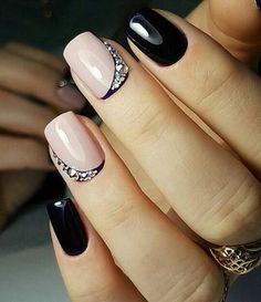 Beautiful nail art designs that are just too cute to resist. It's time to try out something new with your nail art. Fancy Nails, Love Nails, Diy Nails, Style Nails, Fabulous Nails, Gorgeous Nails, Pretty Nails, Gel Nail Art, Nail Polish