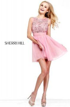 Sherri Hill 11032 #IPAProm Homecoming Fall Dresses