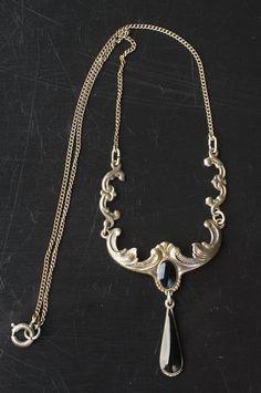 Arne Nordlie Antique Vintage Art Nouveau Sterling Silver and