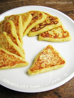 Zostały ziemniaki z obiadu? I Love Food, Good Food, Yummy Food, Kitchen Recipes, Cooking Recipes, Sans Gluten Vegan, Crepes And Waffles, Galette, Food Photo