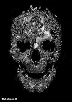 Dark Art Skull Illustrations 37 Ideas For 2019 Tatoo Art, Tattoo Drawings, Art Mort, Totenkopf Tattoos, Geniale Tattoos, Skull Artwork, Skull Wallpaper, Human Skull, Skull Tattoos