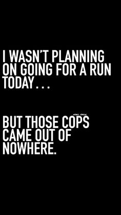 Funny, but not as funny when the cops catch you and put you in jail!