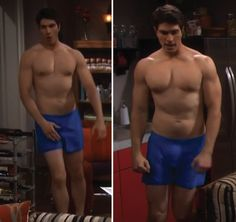 Brandon naked pic routh