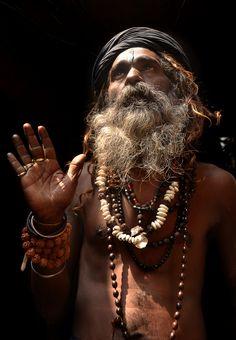 https://flic.kr/p/GtC1UU | Aghori Sadhu powerful portrait, Varanasi, India | www.italianmountains.org for info: italianmountains@gmail.com 500px.com/magghebrinik www.behance.net/magbrinik ZUM_6395_29_03_2016