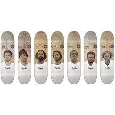 Magenta Skateboards - Complete TAVU series Skateboard Deck Art, Skateboard Shop, Skateboard Design, Skate Art, Skate Decks, Deck Design, Skateboards, Innovation Design, Art Boards