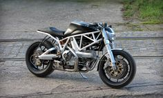 Ducati 900SS by Nick from Detroit