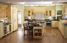 classical quality kitchen cabinet(LH-SW081)