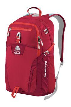 GRANITE GEARVoyageurs Backpack -- Red Rock Laptop Backpack, Backpack Bags,  Backpack For Teens dde5f9b250