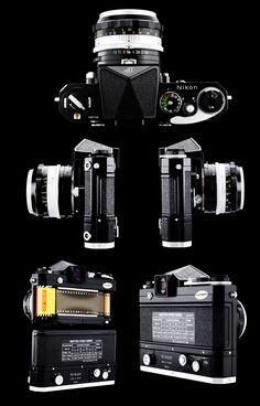 Nikon F Motor 50mm f/1.4