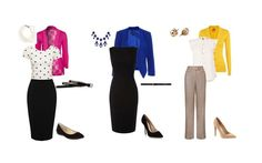 Cool Business Casual Outfit How To Dress For A Professional Interview: Attire, Makeup, Hair and Nails