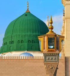 Madina - Shaykh Gilles Sadek (86)   Gilles Sadek   Flickr Al Masjid An Nabawi, Mecca Masjid, Mecca Islam, Islamic Images, Islamic Pictures, Islamic Art, Ramadan, Medina Mosque, Green Dome