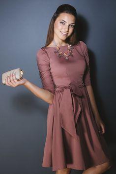 59ff3015fa3 Caroline Mode Pure - available soon on ModLi.co! Dress Skirt, Midi Dress