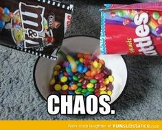 Chaos…Anxiety