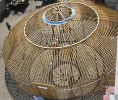 Image result for yurt crown window