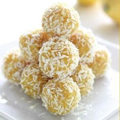 Limoncello Coconut Pops {raw, vegan, grain free, gluten free, refined sugar free}   The Clean Dish