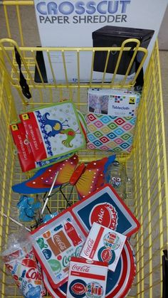 Dollar General Clearance 90% off green dot and most lawn and garden...paper shredder too $2.50....Paid $7.53 for everything #cantpayfullprice #nocouponsused #loveclearancefinds