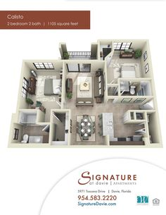 Two Bedroom Two Bath Apartment. Two Bedroom Two Bath Apartment. Sims House Plans, Small House Plans, House Floor Plans, Pool House Designs, Small House Design, Home Building Design, Building A House, Dorm Design, 2 Bedroom House Plans