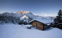 Winterromantik im verschneiten Berchtesgadener Land - günstige Hotels, Pensionen und Ferienwohnungen für den Skiurlaub in Berchtesgaden im Winter 2016/ 2017 buchen - www.winterreisen.de