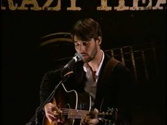 Ryan Bingham performs The Weary Kind, from motion picture Crazy Heart