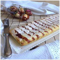 Crostata morbida con marmellata e frollini - Cucinando con Roberta ...