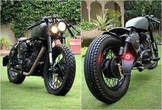 Royal Enfield 500cc Classic | BY Rajputana Custom Motorcycles 7