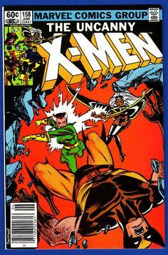x-men 158  Auction your comics on www.comicbazaar.co.uk
