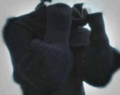 gkkreativ: Schal mit Ärmeln