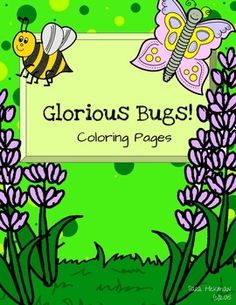 Who can play Preschool Kindergarten (5 to 6 years of age) Homeschool Your little artistLet's Play20 original coloring pages with the cutest Bugs, Insects and Creepy Crawlers around!14 pages of just the bug and the name6 pages of bugs in their habitatsBe sure to click on PREVIEW to see a sampling of the coloring pages.Resources in this product line:Circle Time and Large Muscle Activities: Bugs and InsectsActivity Mats: Bugs and InsectsMath Centers: Bugs and InsectsPrint and Go Worksheets…
