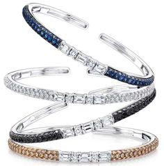 Martin Katz Diamond Bracelets Bangle Shire Bracelet Gold Bangles