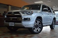 cool 2015 Toyota 4Runner Limited - For Sale View more at http://shipperscentral.com/wp/product/2015-toyota-4runner-limited-for-sale/