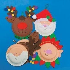 Para estas navidades, manualidades. Una forma divertida de pasar las fiestas y de paso decorar el árbol de navidad.