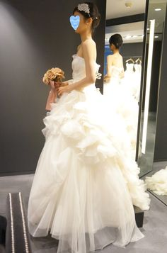 Vera Wang Bride ② Hayleyの画像 | Happily Ever After♡